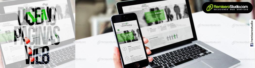 Diseño de páginas web en Perú.
