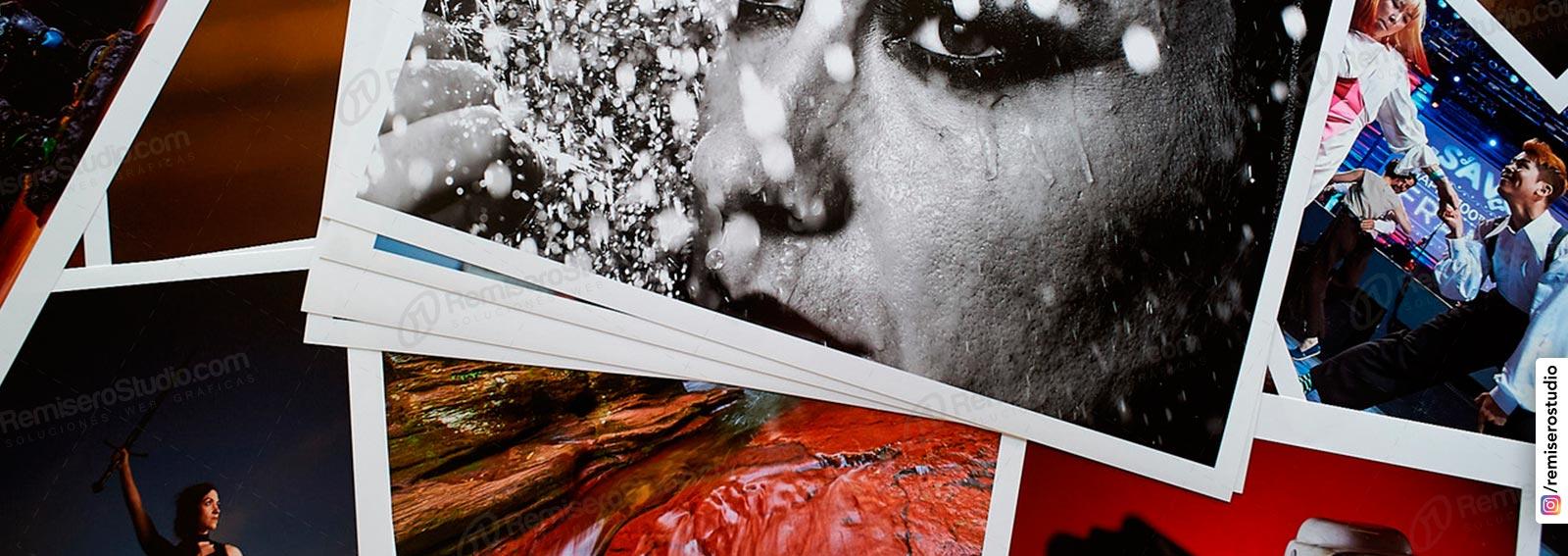 Impresión papel fotográfico alta resolución