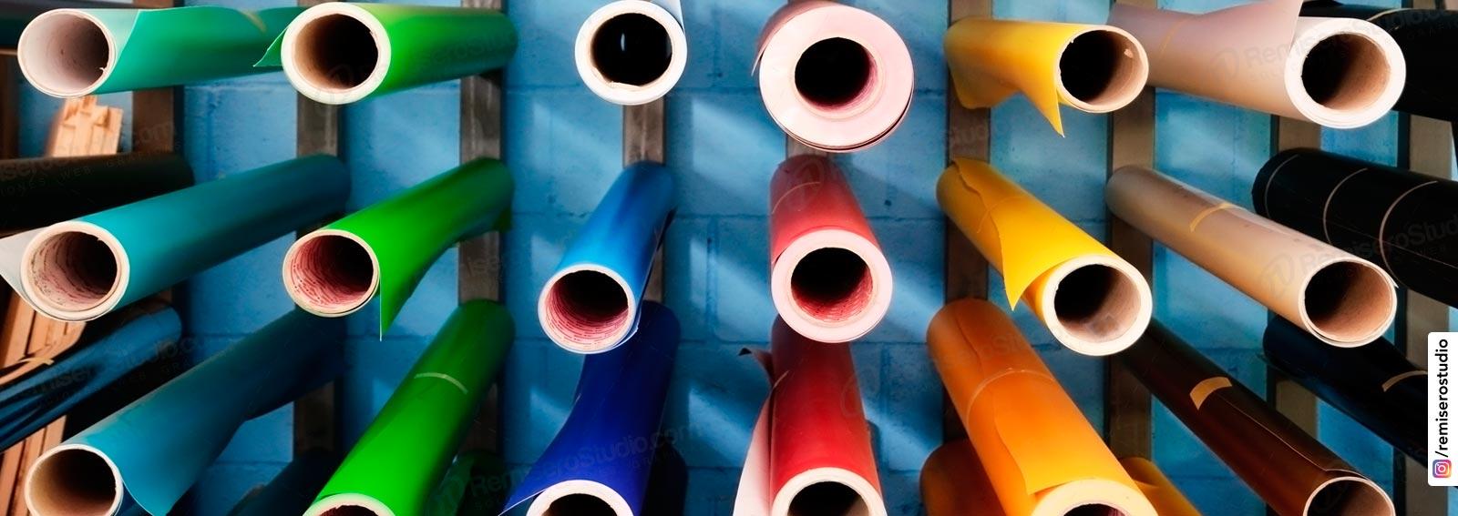 Ploteos corte en vinil adhesivo