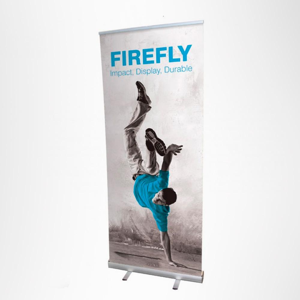 Banner Impreso Con Roll Screen De 085 X 200 Parante