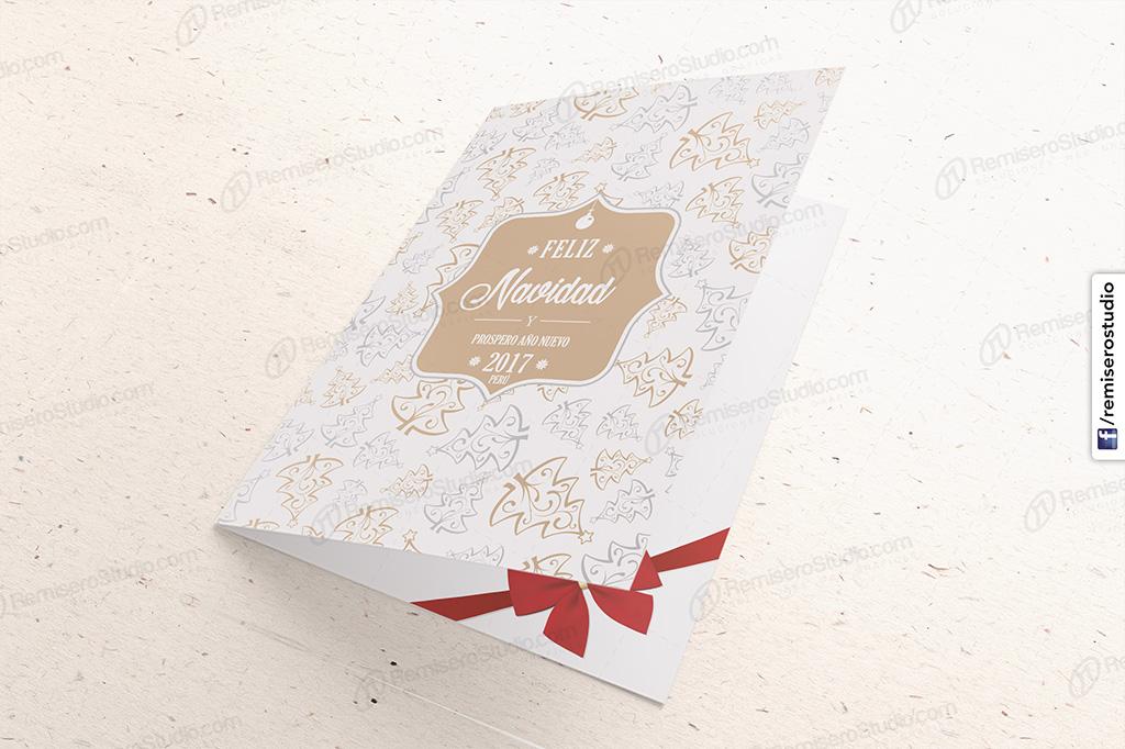 tarjetas navide u00f1as corporativas para empresas  navidad