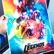 Impresión Afiche A3 couche 150 gramos dc´s legends of tomorrow