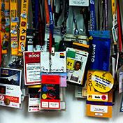 Fabricación de credenciales a full color en variados modelos y tamaños a gusto del cliente