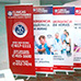Banner con impresion Roll Screen Roll Up 080 x 200 Cliente Clinicas Limatambo