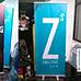 Banner con impresion Roll Screen  Roll Up 085 x 200 Cliente Zuma Sport
