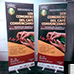 Banner con impresion Roll Screen  Roll Up 085 x 200 Cliente aicasa